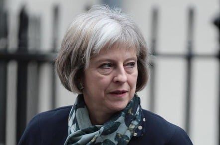 Secretary of State for the Home Department Theresa May. Photo by Twocoms/Shutterstock.com