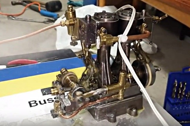 Swede builds steam-powered Raspberry Pi  Nowhere to plug in