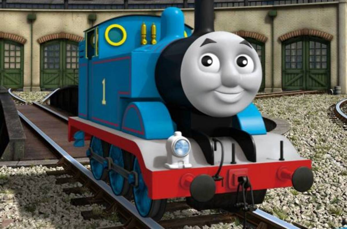 Thomas the tank engine porn galleries 95