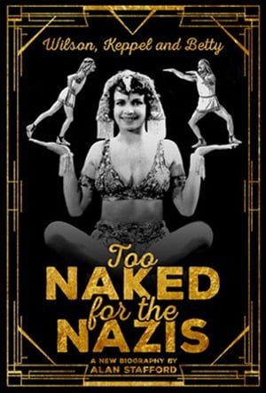 The cover of Too Naked for the Nazis