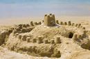 Sandcastle, image via Shutterstock