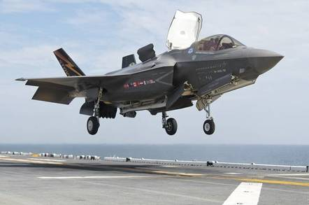 F-35 flight tests are being delayed by onboard software