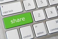 Share button by https://www.flickr.com/photos/jakerust/ cc 2.0 attribution generic https://creativecommons.org/licenses/by/2.0/