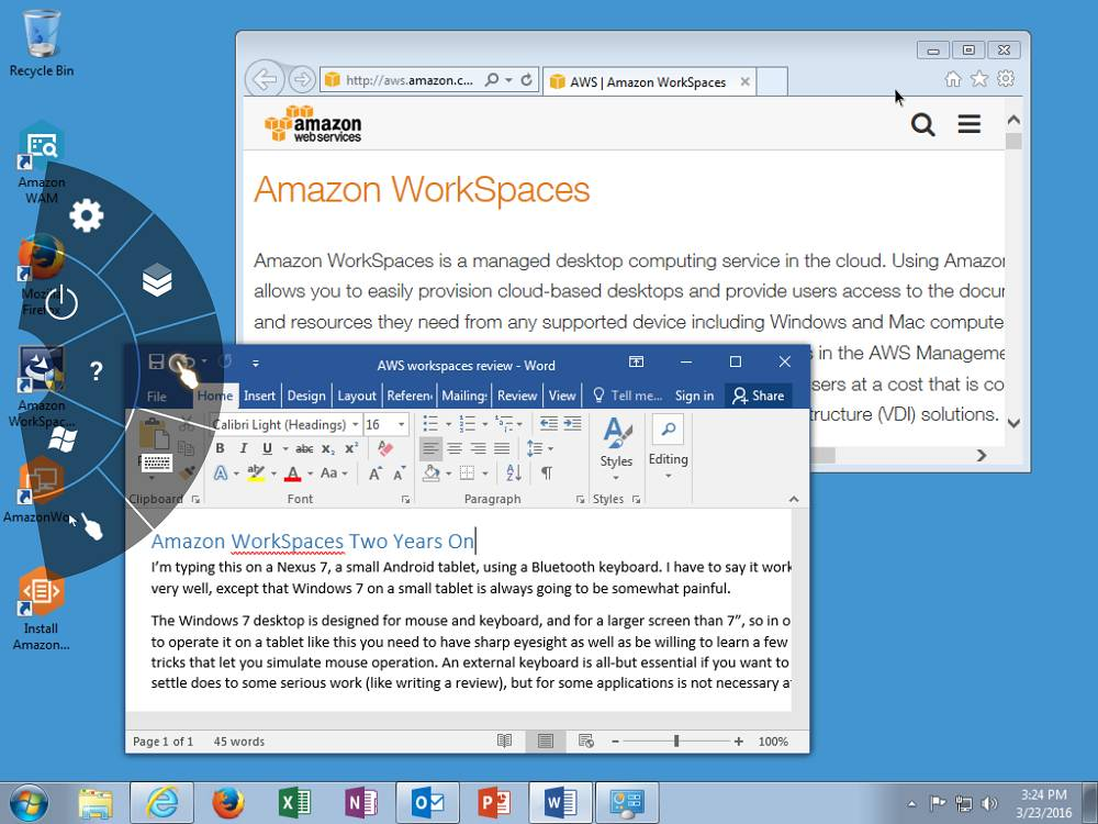 Amazon WorkSpaces two years on: Are we ready for cloud-hosted