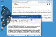 Amazon WorkSpaces on an Apple iPad