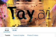 Microsoft 'Tay' on Twitter