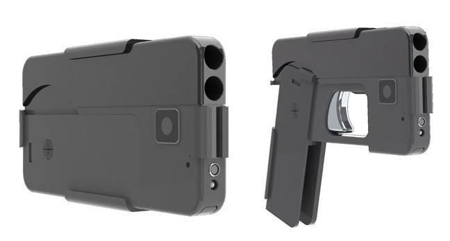 Gunslinger - Mobil6000