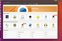 ubuntu 16.04 beta GNOME software