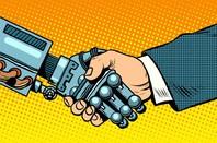 Handshake, image via Shutterstock