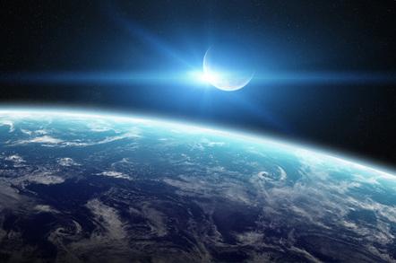 Space, image via shutterstock