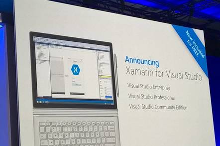 Xamarin will now be free for Visual Studio users