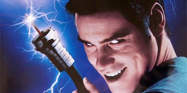 Poster for the movie Cable Guy. Copyright:  Columbia Pictures Corporation,