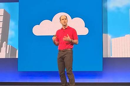 Microsoft's Scott Guthrie announces new Azure features at Build 2016