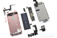 iPhone SE torn down