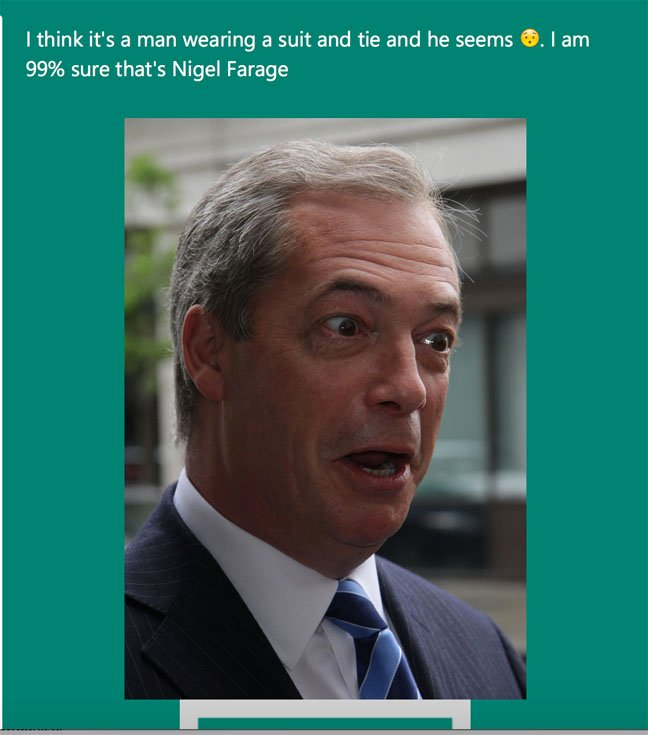 Nigel Nigel Farage photo from Twocoms via Shutterstock