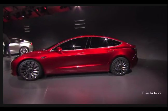 The register scitech news for the world braking news tesla preps firmware fling to fix model 3s inability to stop in time fandeluxe Images
