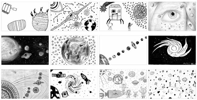 Some of the CHEOPS drawings