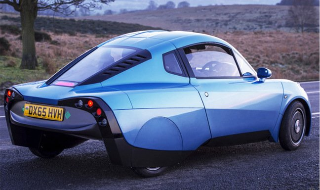 Side view of the Rasa