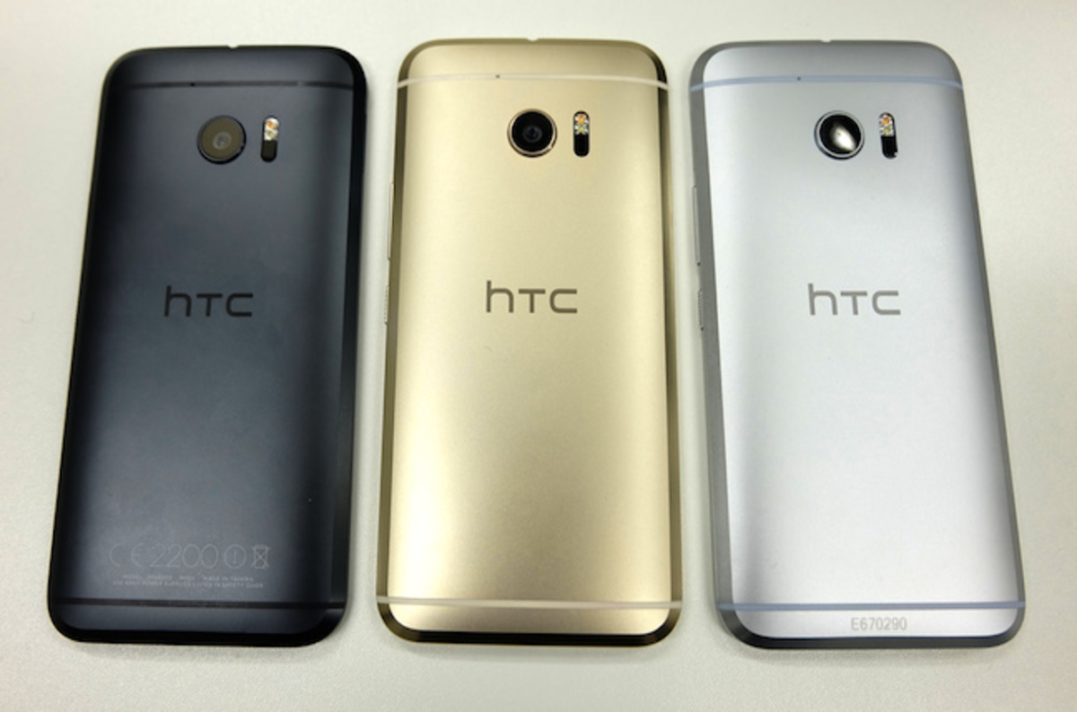 Htc 10 Flagship Goes Full Google But The Hardware S Top