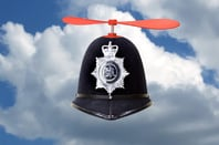 police  hat by lester taken from sstock images