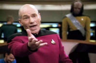 Picard frustrated
