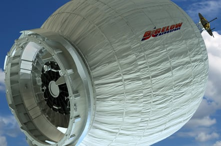 Bigelow Aerospace's BEAM