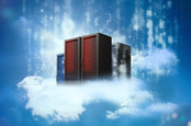 Cloudy server conceptual illustration. Photo by Shutterstock