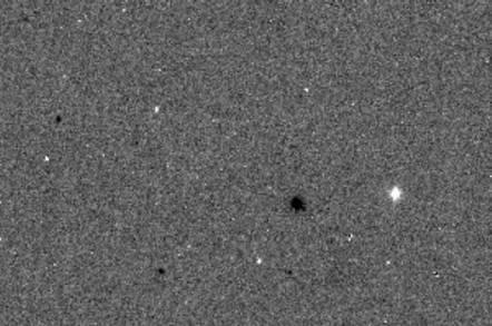 Exomars First Light photo. Image copyright ESA/Roscosmos/CaSSIS