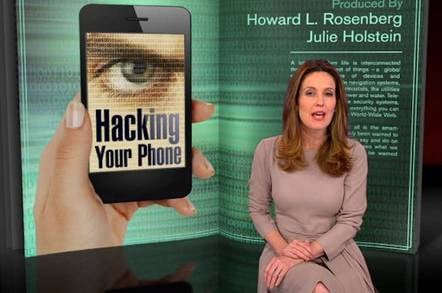 US congresscritter's iPhone hacked (with, er, the cell