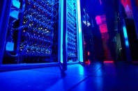 Supercomputer, image via shutterstock