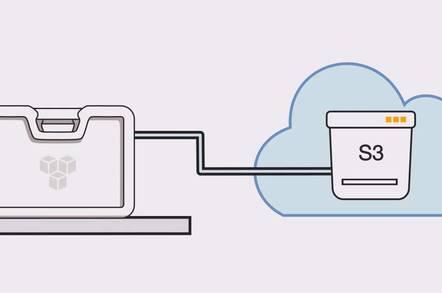 AWS Snowball lets you ship data to Amazon's cloud via courier