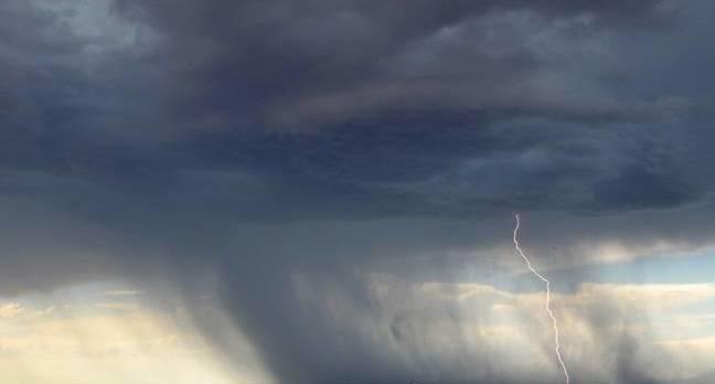 Strom Clouds