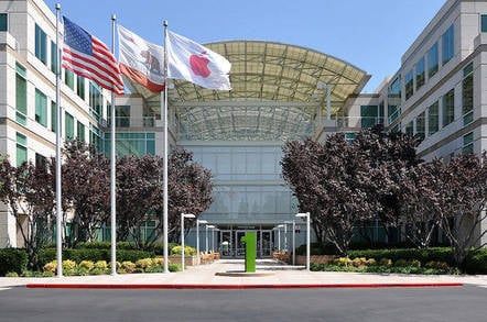 Apple man found dead at cupertino hq gun discovered for Sede apple cupertino