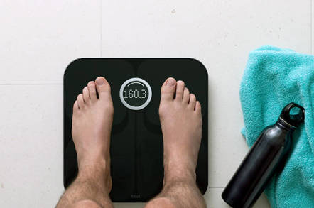 It's 2016 and now your internet-connected bathroom scales can be