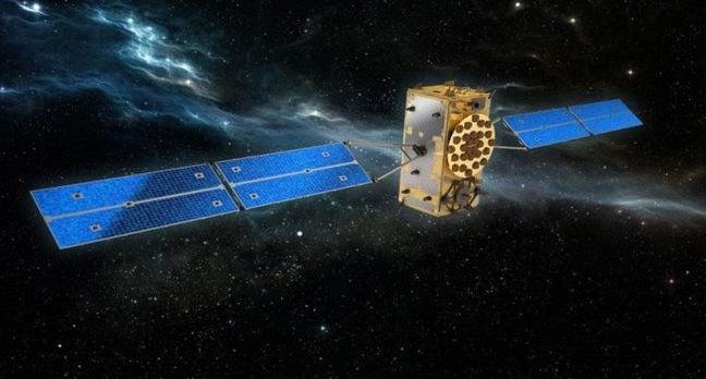A Galileo satellite. Image: OHB