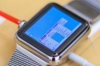 Windows 95 on Apple Watch
