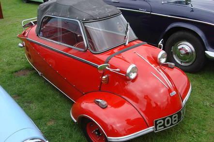 Messerschmitt micro-car