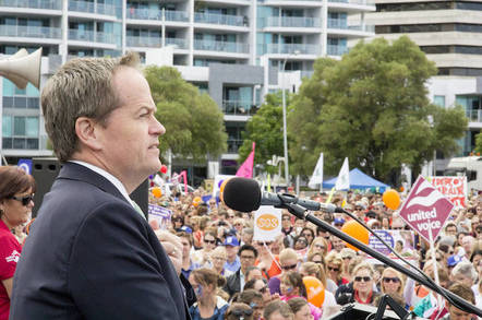 Bill Shorten by https://www.flickr.com/photos/cpsucsa/  CC 2.0  attribution sharealike generic https://creativecommons.org/licenses/by-sa/2.0/
