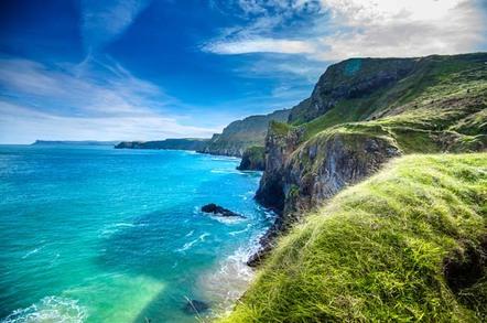 Northern Ireland nature scene. Photo by Shutterstock.com
