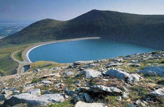 Machlyn Reservoir, photo by First Hydro Company