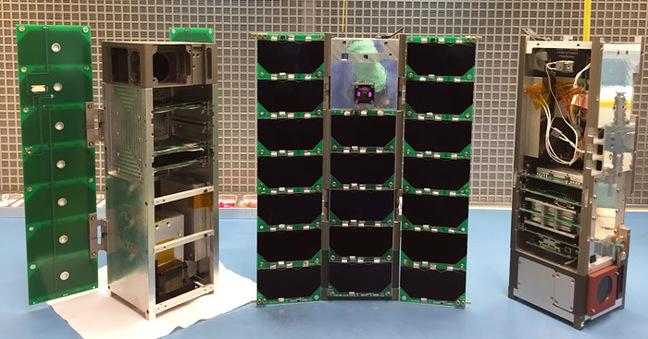 The MinXSS. Pic: NASA