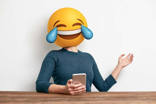 Emoji translator' sought by translations firm • The Register