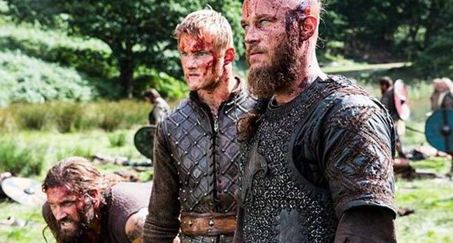 Vikings. Credit: History Channel.