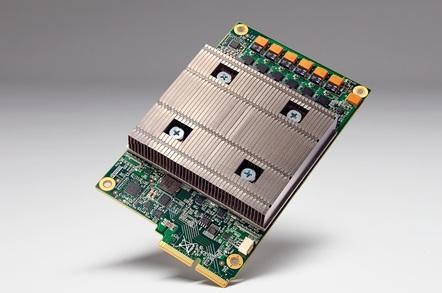 google's custom Tensor Processing Unit