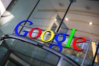 Google, photo by lightpoet via Shutterstock