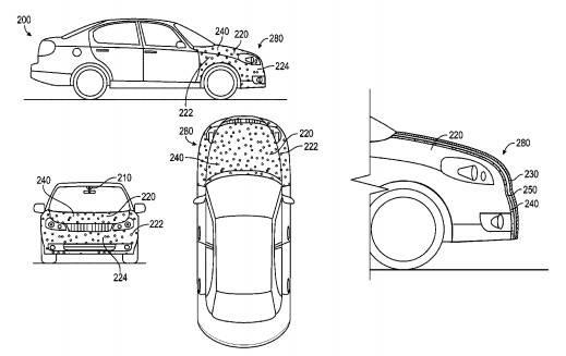 Google's car glue patent