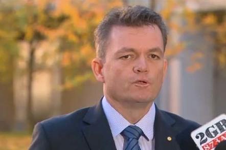AFP Commissioner Andrew Colvin