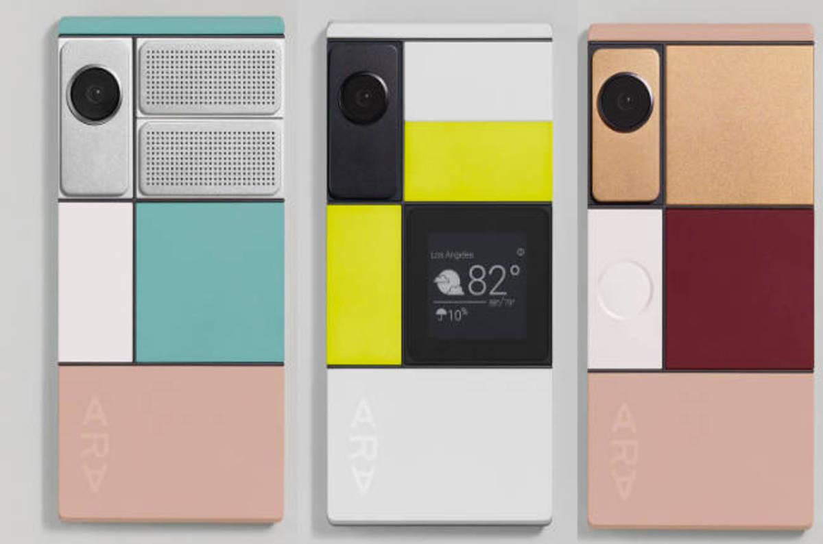 Modular Phone Ara To Finally Launch The Register