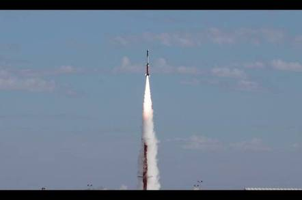 HiFire 5B launch