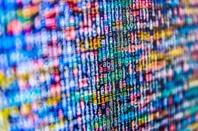 Data, image via Shutterstock